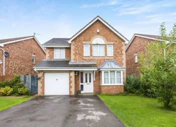Thumbnail 4 bed detached house for sale in Woolsington Drive, Middleton St. George, Darlington