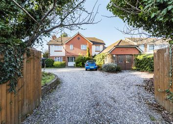 Thumbnail 4 bed detached house for sale in Offington Lane, Offington, Worthing