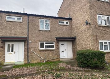Thumbnail 3 bedroom terraced house to rent in Clipston Walk, Ravensthorpe, Peterborough