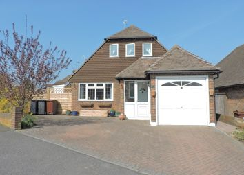 Thumbnail 2 bed detached bungalow for sale in Harebeating Crescent, Hailsham