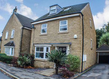Thumbnail 4 bed detached house for sale in Jilling Ing Park, Earlsheaton, Dewsbury