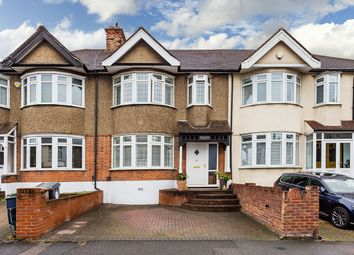 Thumbnail 3 bed terraced house for sale in Tufton Road, London