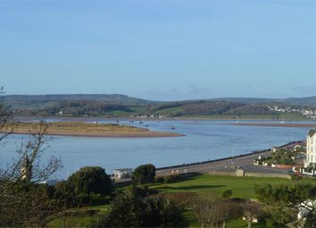 Thumbnail 2 bed flat for sale in 13 The Beacon, Exmouth, Devon