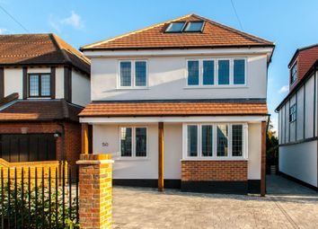 Thumbnail 4 bed detached house for sale in Somerville Gardens, Leigh-On-Sea