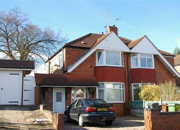 Thumbnail 3 bed semi-detached house to rent in The Avenue, Castlecroft, Wolverhampton