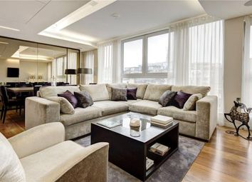 Thumbnail 3 bed flat for sale in Harmont House, Harley Street, London