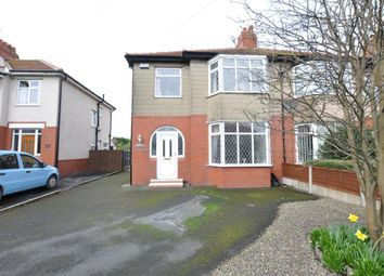 Thumbnail 3 bed semi-detached house for sale in North Drive, Thornton Cleveleys, Lancashire