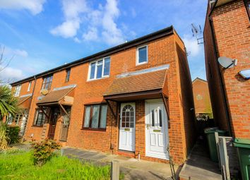 Thumbnail 1 bedroom maisonette for sale in Navestock Close, Mapleton Road, London