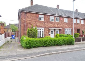 Thumbnail 3 bed terraced house to rent in Fallowfield, Blurton