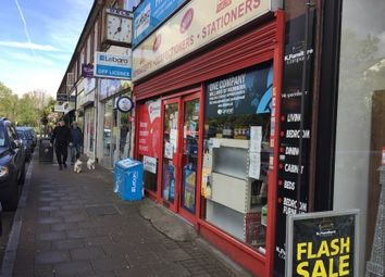 Thumbnail Retail premises for sale in Uxbridge Road, Hatch End, Pinner