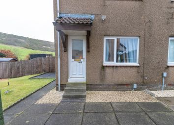 Thumbnail 1 bed terraced house for sale in Drumillan Hill, Greenock Inverclyde