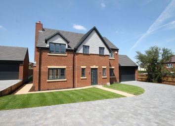 Thumbnail 4 bed detached house for sale in Spon Lane, Grendon, Atherstone