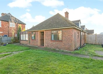 Thumbnail 2 bedroom semi-detached bungalow for sale in Newfield Gardens, Marlow, Buckinghamshire