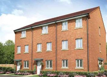 Thumbnail 4 bed terraced house for sale in Signals Drive, Stoke, Coventry