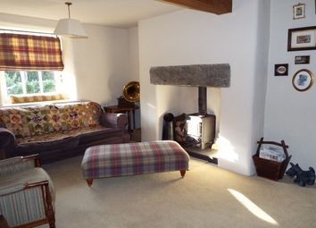 Thumbnail 3 bed cottage to rent in Rowen, Conwy