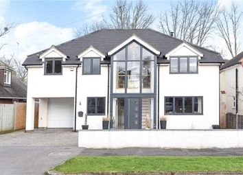 Thumbnail 4 bedroom detached house for sale in Eric Avenue, Emmer Green, Reading