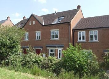 Thumbnail 4 bedroom town house to rent in Southland Drive, Bletchley, Milton Keynes
