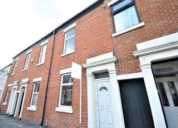Thumbnail 2 bed terraced house for sale in Ephraim Street, Preston, Lancashire