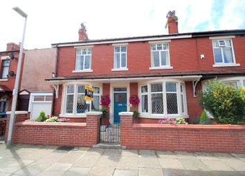 Thumbnail 4 bed semi-detached house for sale in Queensway, Blackpool