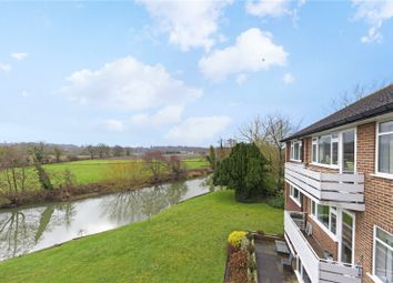 Thumbnail 2 bed flat for sale in Mole House, Kingfisher Close, Hersham, Walton-On-Thames, Surrey
