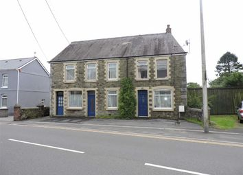 Thumbnail 1 bed semi-detached house for sale in Ammanford Road, Llandybie, Ammanford