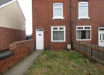 Thumbnail 2 bed end terrace house for sale in Dearne Street, Great Houghton, Barnsley