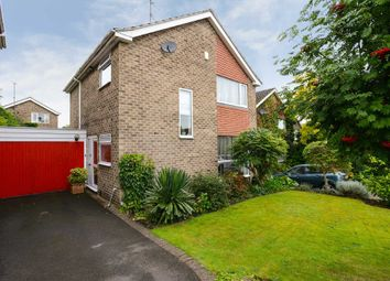 Thumbnail 3 bed detached house for sale in Ullswater Crescent, Nottingham
