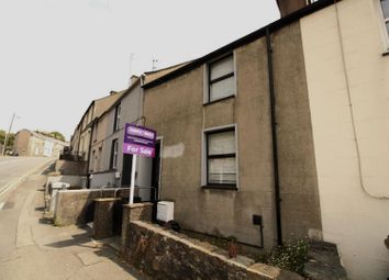 Thumbnail 1 bed terraced house for sale in Caernarvon Road, Pwllheli