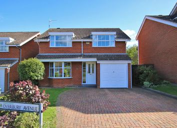 2 Overbury Avenue, Wokingham, Berkshire RG41. 4 bed detached house