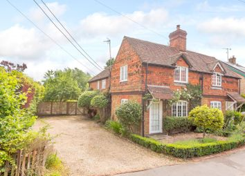 Thumbnail 4 bed semi-detached house for sale in Cramhurst Lane, Witley, Godalming