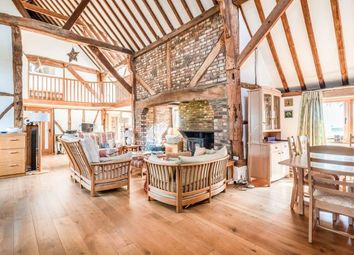 Thumbnail 5 bed barn conversion for sale in Nep Town Road, Henfield, West Sussex, Henfield