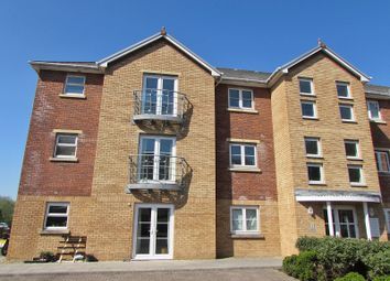 Thumbnail 1 bed flat to rent in Maes Dewi Pritchard, Brackla, Bridgend.
