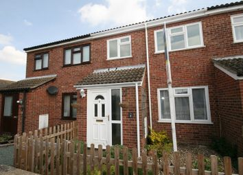 Thumbnail Terraced house to rent in Rosecroft, Chapel Road, Attleborough