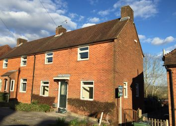 Thumbnail 5 bed semi-detached house to rent in Mildmay Street, Stanmore, Winchester, Hampshire