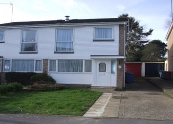 Thumbnail 3 bed end terrace house to rent in Blackmoor Wood, Ascot