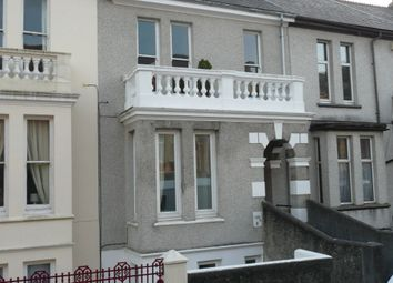Thumbnail 1 bed flat to rent in Salisbury Road, Plymouth