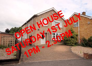 Thumbnail 4 bed detached house for sale in Aspen Avenue, Bedford
