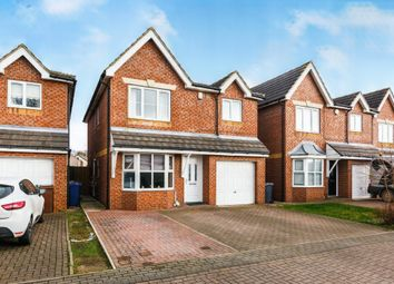 Thumbnail 4 bed detached house for sale in Summer View, Royston, Barnsley
