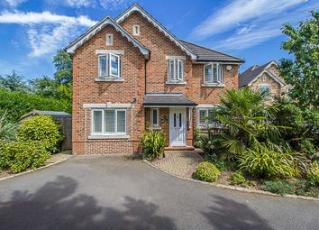 Thumbnail 4 bed property for sale in Dorchester Close, Hinchley Wood, Esher