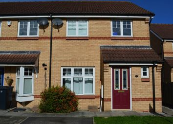 Thumbnail 3 bed semi-detached house to rent in Moins Court, York