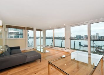 Thumbnail 2 bed flat to rent in Cinnabar Wharf West, 22 Wapping High Street, London