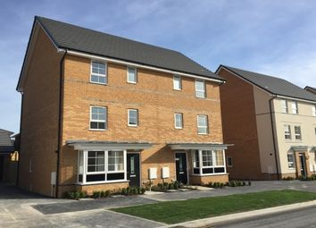 Thumbnail 4 bed property to rent in John Liddell Way, Basingstoke