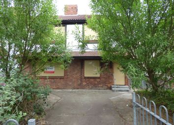 Thumbnail 3 bed semi-detached house for sale in Wallsend Road, North Shields