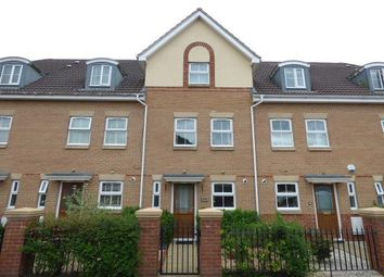 Thumbnail 3 bed town house for sale in Consort Road, Eastleigh