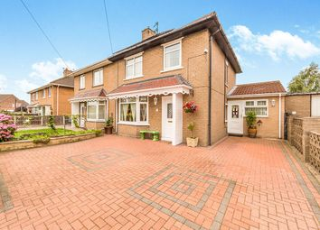 Thumbnail 3 bed semi-detached house for sale in Smillie Road, New Rossington, Doncaster