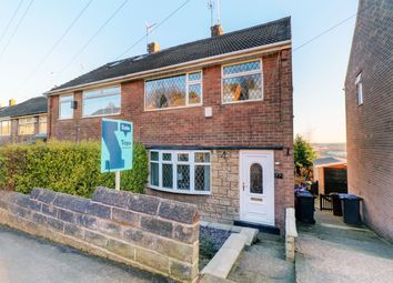 Thumbnail 3 bed semi-detached house for sale in Fort Hill Road, Sheffield