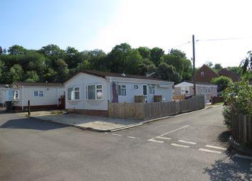 Thumbnail 2 bed mobile/park home for sale in Littleworth Park, Littleworth, Oxford