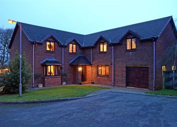 Thumbnail 6 bed detached house for sale in The Oaks, Landsker Lane, Narberth, Pembrokeshire