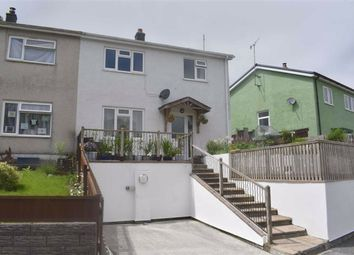 Thumbnail 3 bed semi-detached house for sale in Bro Einon, Llanybydder