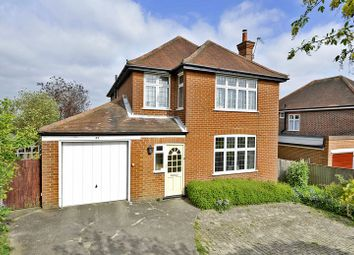 Thumbnail 3 bed detached house for sale in Farnham Road, Guildford